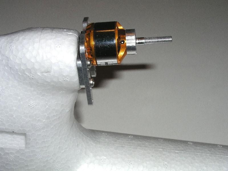 Hobby King Bixler V1 Adjustable Motor Mount Outrunner
