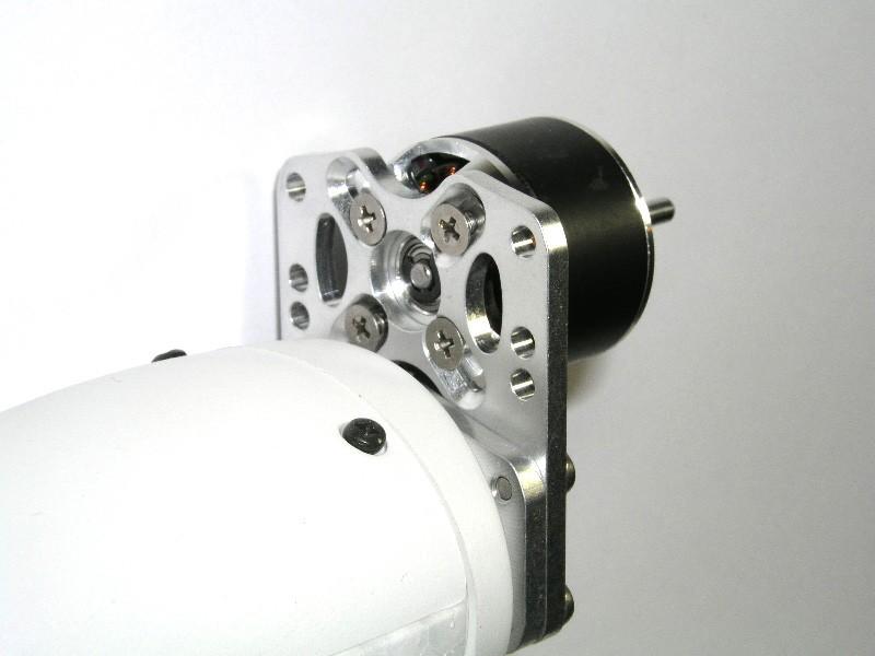 Multiplex Easy Star 2 Adjustable Aluminum Motor Mount